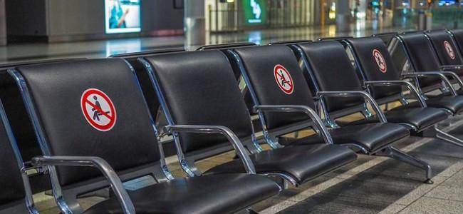 COVID-19: saugumo priemonės oro uostuose