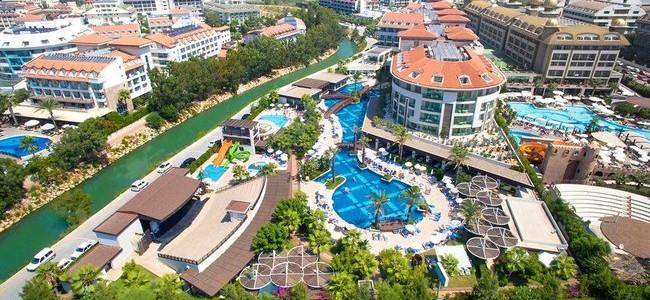 Turkija LIEPĄ! Kokybiškas poilsis SUNIS EVREN 5* viešbutyje su UAI maitinimu: 7 n. tik nuo 692 €/asm.