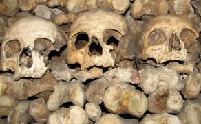 Paryžiaus katakombos – daugiau nei 200 metų istorijos
