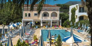 ZAKINTAS! 7 n. IONIS ART 4* viešbutyje su viskas įskaičiuota tik 599 €/asm.