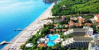 TURKIJA! Nuostabios 7 n. atostogos gerame QUEENS PARK TEKIROVA 5* viešbutyje su UAI maitinimu tik nuo 584 €/asm.