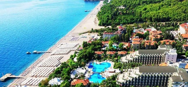 TURKIJA! Nuostabios 7 n. atostogos gerame QUEENS PARK TEKIROVA 5* viešbutyje su UAI maitinimu tik nuo 526 €/asm.