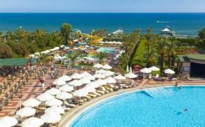 TURKIJA: HOTEL TURAN PRINCE 5* su viskas įskaičiuota tik nuo 490 €/asm.