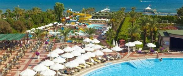 TURKIJA 06.16 ir 06.28 d.: HOTEL TURAN PRINCE 5* su viskas įskaičiuota tik nuo 463 €/asm.
