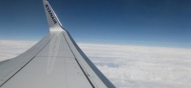 Ryanair iš Kauno skraidys į Airijos vakaruose esantį Šanoną