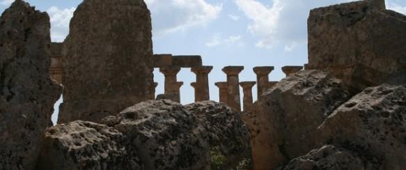 Sicilijos sala. Selinuntė – senovės graikų archeologinė vieta