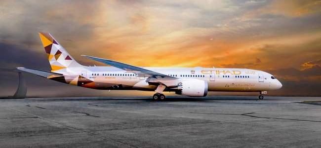 Yra kur paganyti akis! Vienos prabangiausių avialinijų pasaulyje – Etihad Airways