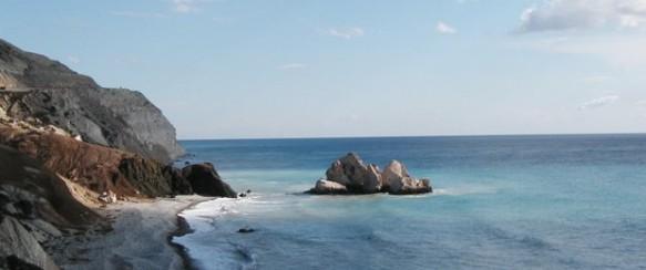 Klimatas ir oro temperatūra Kipro saloje