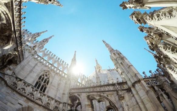 Atostogos Šiaurės Italijoje: Roma, Bolonija, Venecija, Milanas, Verona