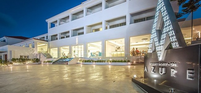 ZAKINTAS! 7 n. Azure Resort 5* viešbutyje su AI maitinimu tik nuo 532 €/asm.