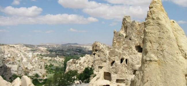 Kapadokija –  nuostabus geologinis stebuklas Turkijoje