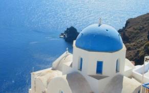 Kelionė į Santorini salą. TOP lankytini miesteliai