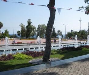Lankytinos vietos Antalijoje