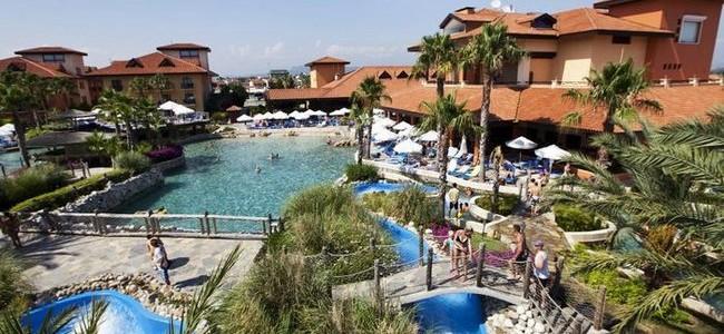 Poilsis Turkijoje! 7 n. Club Grand Aqua 5* su AI tik nuo 386 €/asm.