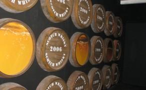 Edinburgo įdomybės: škotiško viskio paveldo centras