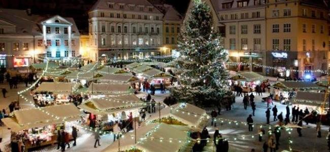 Kalėdinės tradicijos Estijoje