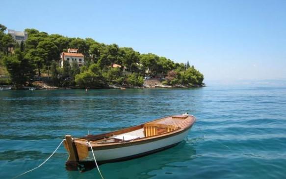 Kroatija. Auksinio rago iškyšulys Bračo saloje – viena gražiausių pakrančių Europoje