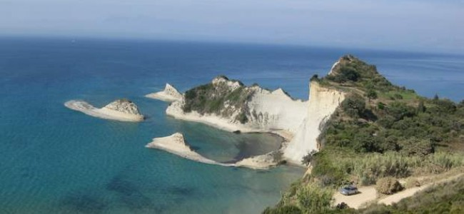 Kurortai ir paplūdimiai Korfu saloje – Sidari ir Acharavi
