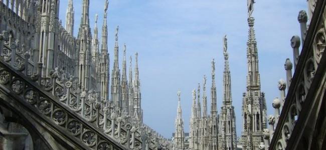 Milano Duomo katedra – išskirtinis gotikos šedevras