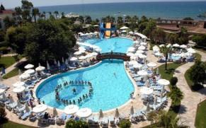 Turkija! 7 n. Palmeras Beach 5* su UAI maitinimu tik nuo 386 €/asm.!