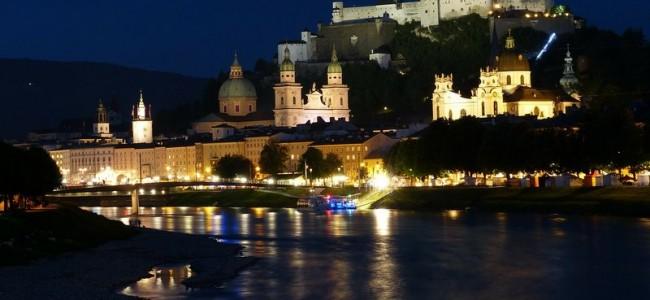 Joninių savaitgalis! Kelionė į Zalcburgą ir Austrijos Alpes tik 216 €