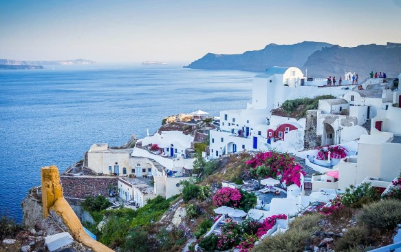 Planas atostogoms Graikijoje: Zakintas, Rodas, ar Santorinas?