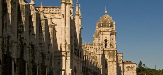 Šv. Jeronimo vienuolynas – ne tik Lisabonos, bet ir visos Portugalijos simbolis