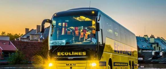 Autobuso bilietai iš Lietuvos į Varšuvą tik nuo 4 €!