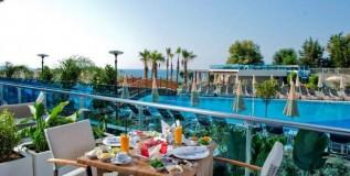 Turkija! Tik 418 €/asm. už 7 n. poilsį tik suaugusiems skirtame SELENE BEACH 5* viešbutyje su UAI maitinimu