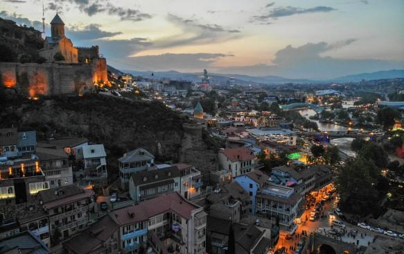 Sakartvelas: Kutaisi, Tbilisis, Batumi – miestai, kuriuos verta pamatyti