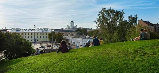 Lankytinos vietos Helsinkyje