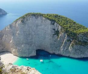 Susipažinkime! Zakinto (Zakynthos) sala Graikijoje