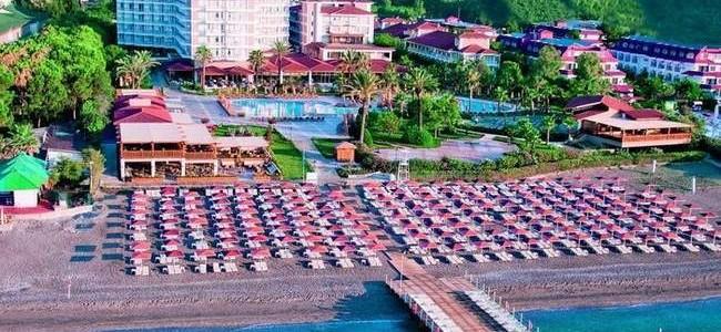 Kokybiškos atostogos Turkijoje: 7 n. Akka Alinda 5* viešbutyje su ultra viskas įskaičiuota nuo 559 €/asm.