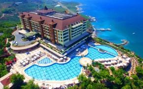 Atostogaukite Turkijos Utopia World 5* vieišbutyje su UAI maitinimu! Tik nuo 470 €/asm.