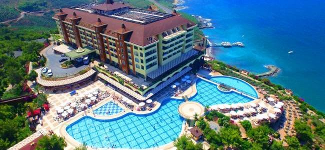 Atostogaukite Turkijos Utopia World 5* vieišbutyje su UAI maitinimu! Tik nuo 479 €/asm.