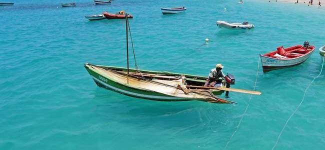 Susipažinkime! Žaliojo Kyšulio salos