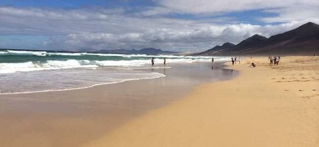 Fuerteventuros sala: išsiilgusiems ramybės bei ieškantiems vandens pramogų