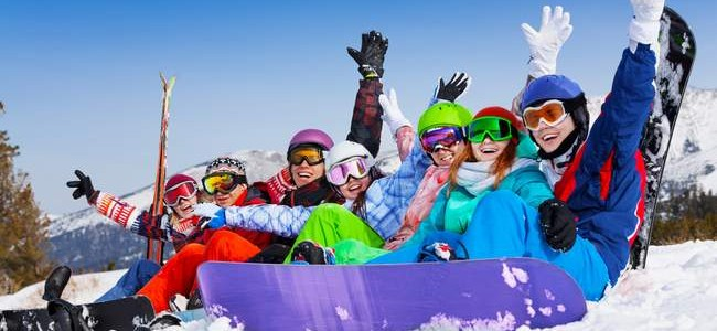 Slidinėjimo kurortai, tinkantys įvairaus lygio slidininkams: Cel am Zė, Kaprunas, Bormijus ir Livinjas