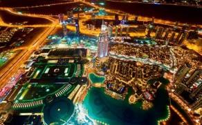 Jungtiniai Arabų Emyratai: Dubajus, Adžmanas, Šardža, Fudžeira, Ras Al Haimas