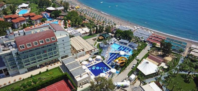 Kelionė į Turkiją: 7 n. 5* Sea Life Buket viešbutyje su AI maitinimu tik nuo 374 €/asm.