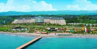 TURKIJA: 7 n. LONG BEACH RESORT 5* su UAI maitinimu tik nuo 387 €