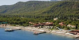 Savaitė puikiame Crystal Flora 5* viešbutyje Turkijoje su UAI tik nuo 492 €/asm.
