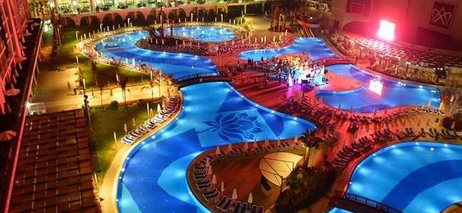 7 n. Xafira Deluxe 5* viešbutyje Turkijoje su UAI maitinimu tik nuo 380 €/asm.