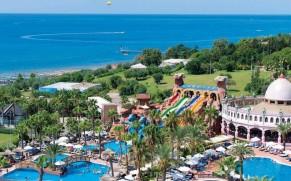 TURKIJA! Kokybiškas poilsis KAMELYA FULYA 5* viešbutyje su UAI tik nuo 455 €!