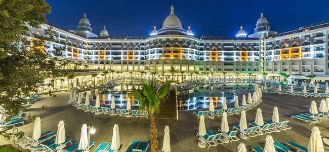 TURKIJA! 7 n. Diamond Premium Hotel 5* su UAI maitinimu tik nuo 526 €/asm. už 7 n.