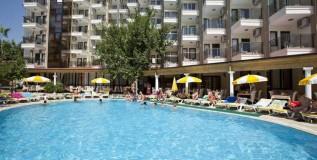 7 n. MONTE CARLO 4* viešbutyje Turkijoje su AI tik nuo 279 €/asm.