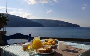 Graikiška virtuvė: ką paragauti Taso saloje?