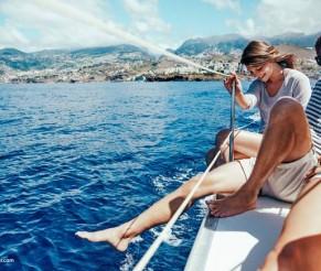 Madeiros sala: stebėsis net daug matę keliautojai