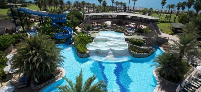 TURKIJA! 7 n. LIMAK ARCADIA 5* viešbutyje su UAI maitinimu tik nuo 272 €/asm.