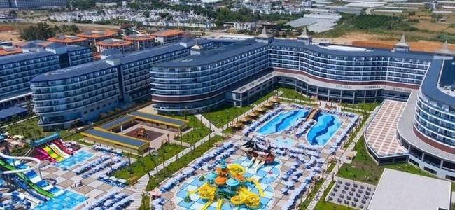 7 n. atostogos Turkijos EFTALIA OCEAN 5* viešbutyje su viskas įskaičiuota tik nuo 453 €/asm.
